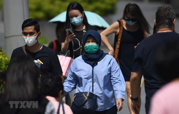 Singapore financial institutions advised to act amid nCoV outbreak hinh anh 1