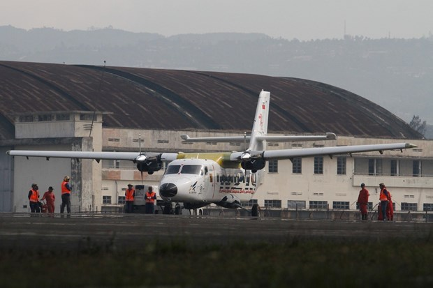 Indonesia to produce, export multifunctional aircraft N-219 hinh anh 1