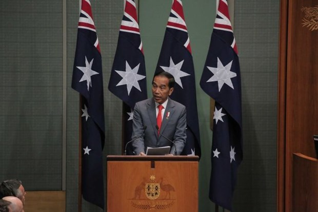 Australia to open first foreign university in Indonesia hinh anh 1