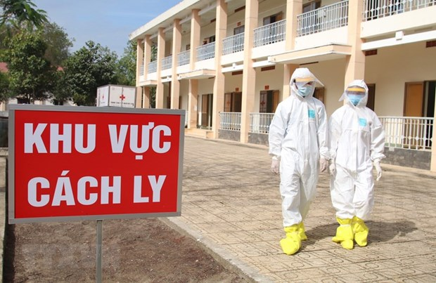 Acute respiratory disease hospital opened in HCM City to cope with nCoV hinh anh 1