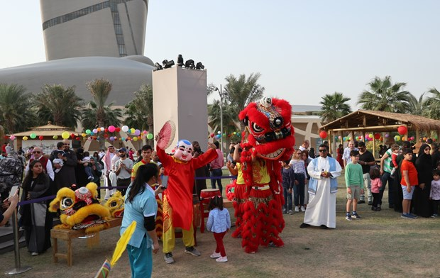 Vietnamese culture promoted in Saudi Arabia hinh anh 1