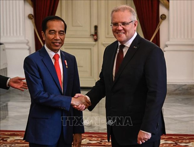Indonesia, Australia agree to foster trade cooperation hinh anh 1