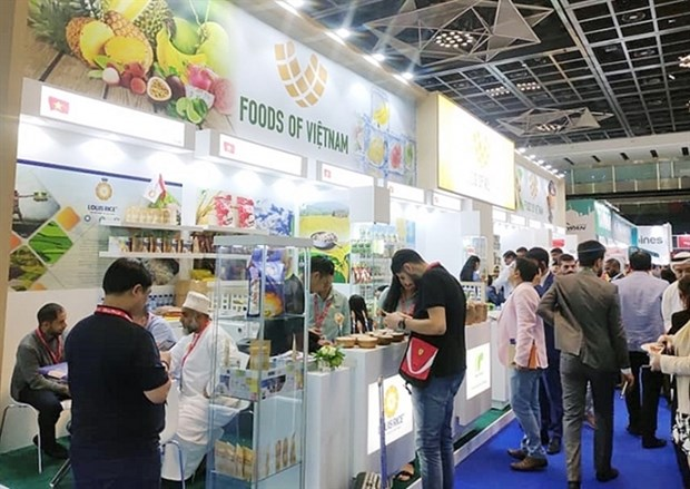 Vietnamese firms to attend Gulfood Expo in Dubai hinh anh 1