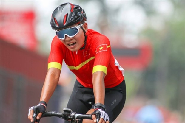 Vietnamese cyclists to compete in Asian championship hinh anh 1