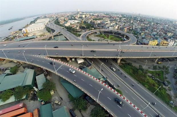 Vinh Tuy bridge's second phase project approved hinh anh 1