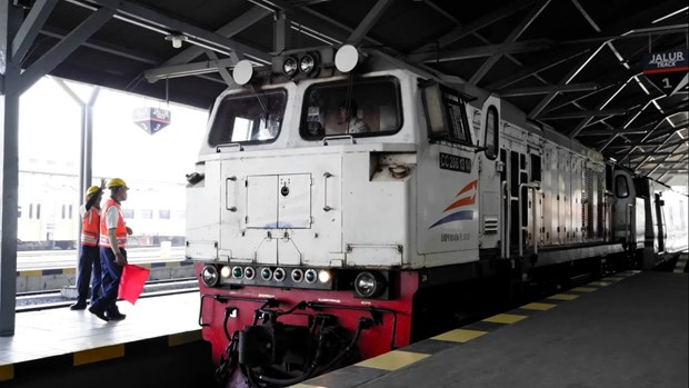 Indonesia to build two railways on Java island hinh anh 1