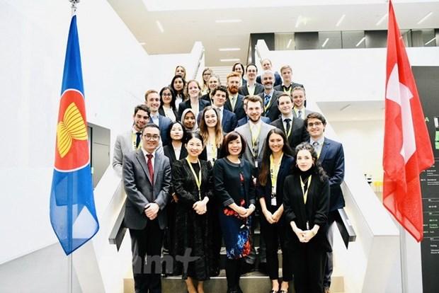 Workshop highlights Vietnam-Switzerland partnership hinh anh 1