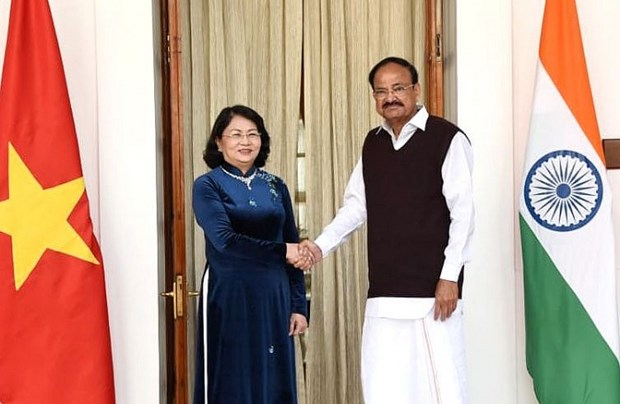 Vietnam, India treasure bilateral traditional relationship hinh anh 1