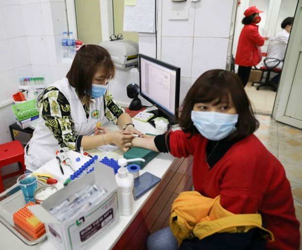 Blood banks getting restocked after critical shortage hinh anh 1