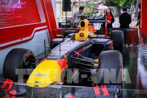 Hanoi nears finish line for F1 race preparations hinh anh 1