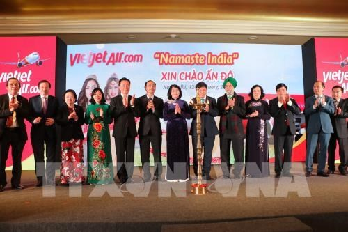 Vietjet launches direct air routes to India hinh anh 1