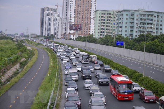 Vietnam records traffic safety improvements in January hinh anh 1
