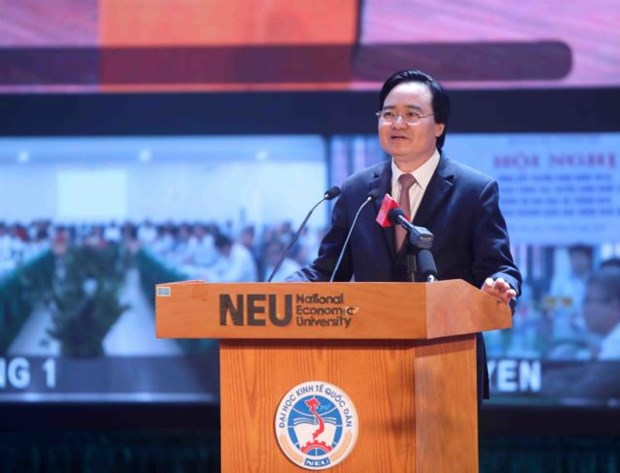 Standard for university admission should be raised: Minister hinh anh 1