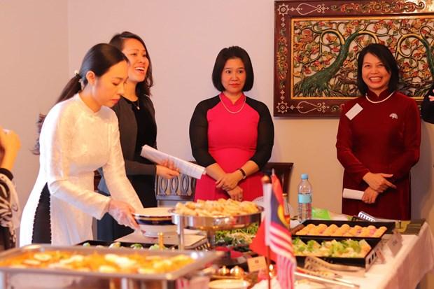 ASEAN culture, cuisine popularised in Ukraine hinh anh 1