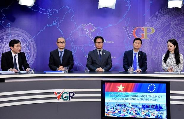 Seminar reviews decade-long continuous efforts for EVFTA hinh anh 1
