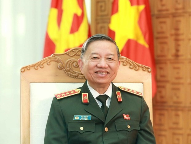 Vietnam, Brunei boost cooperation in combating crimes hinh anh 1