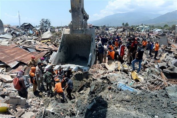 Japan provides loan to help Indonesia mitigate natural disasters hinh anh 1