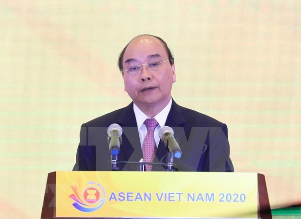 ASEAN Chairman issues statement on responding to COVID-19 hinh anh 1