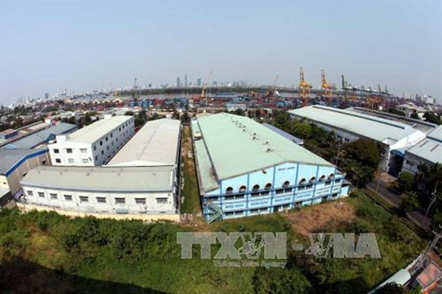 HCM City aids manufacturing to remain on growth track hinh anh 1