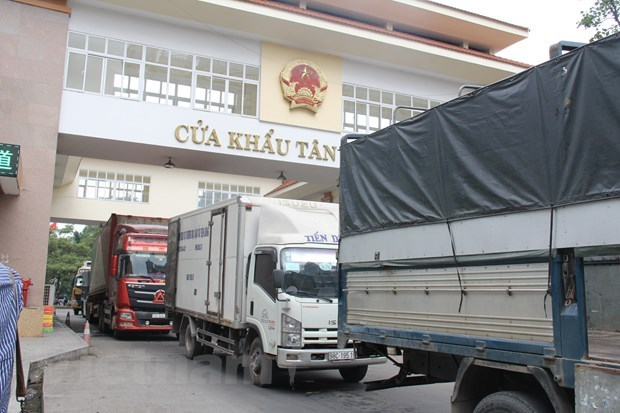 COVID-19: Border localities asked to resume trade with China hinh anh 1