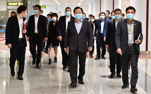 Air travel falls 20 percent on COVID-19 outbreak: authority hinh anh 1