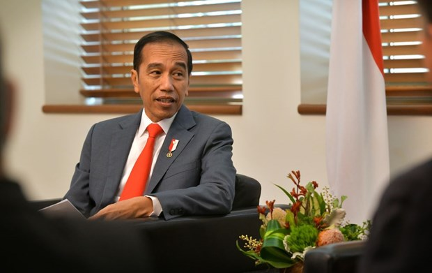 Indonesian President's approval rate surges hinh anh 1