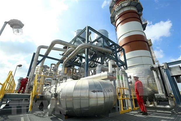 Foreign banks to arrange funds for LNG-fired power plants hinh anh 1