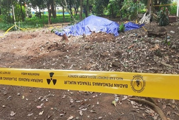 Indonesia: radiation found near Jakarta hinh anh 1