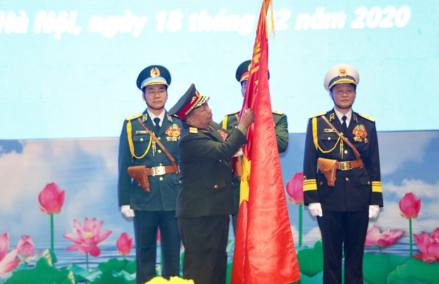 Orders bestowed on Vietnamese, Lao military units, individuals hinh anh 1