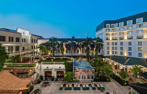 Five Vietnamese hotels given stars by Forbes Travel Guide hinh anh 1