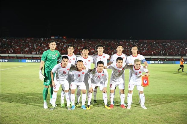 Activities of national football teams to be rescheduled due to COVID-19 hinh anh 1