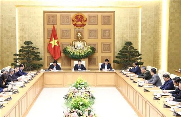 Further efforts urged for socio-economic stabilisation, development hinh anh 1