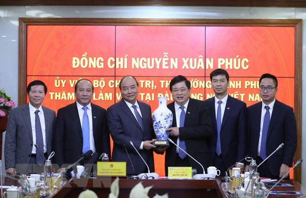 National radio ordered to boost digitalisation in broadcasting hinh anh 1