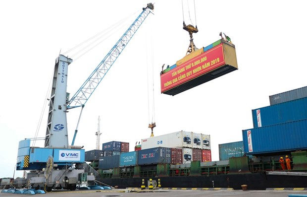 Vietnam's logistics wins in US-China trade war hinh anh 1