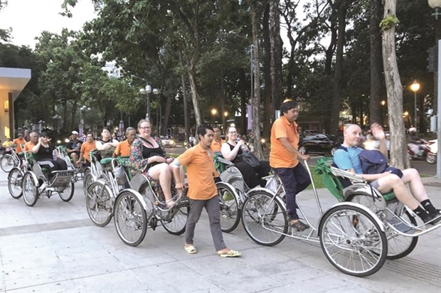 HCM City seeks to revive tourism after coronavirus blow hinh anh 1