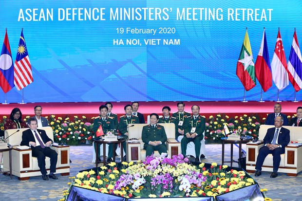 Joint statement shows ASEAN's responsiveness to non-traditional security challenges hinh anh 1