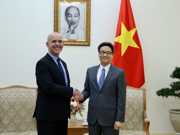 Vietnam expects stronger ties with Int'l Social Security Association: Deputy PM hinh anh 1