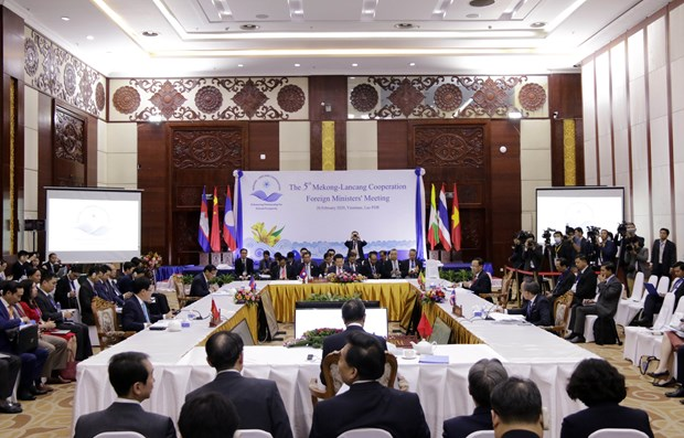 Mekong-Lancang cooperation contributes to addressing regional challenges hinh anh 1