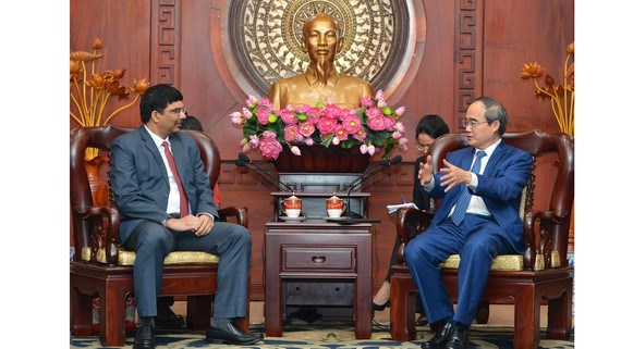HCM City vows best conditions for Indian investors hinh anh 1
