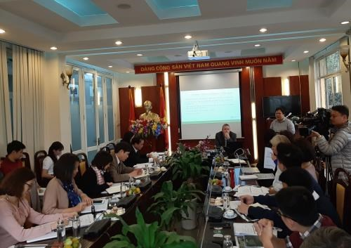 Canada shares experience in risk management in agriculture hinh anh 1
