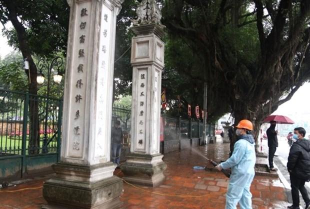 Hanoi ensures tourist safety amid coronavirus hinh anh 1