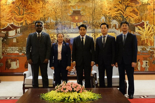 Cultural exchange an important pillar in Hanoi-Malaysia ties: city leader hinh anh 1
