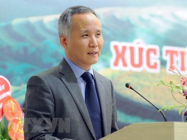 Vietnam, RoK discuss ways to reach 100 billion USD in bilateral trade hinh anh 1