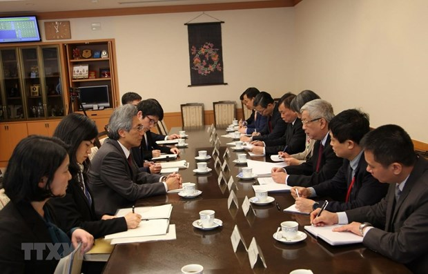 Vietnam, Japan hold defence consultation meeting hinh anh 1