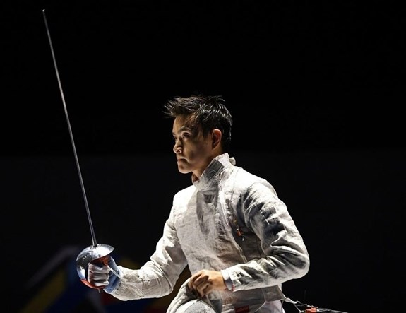 Vietnamese fencer to compete at world cup in Poland hinh anh 1