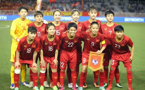 Vietnam female footballers have more chance to compete in Asian Cup hinh anh 1