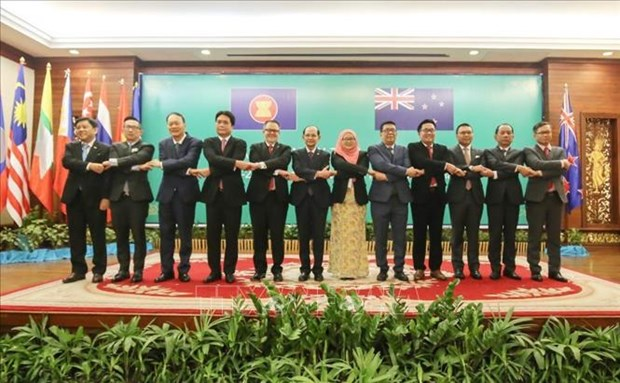27th ASEAN – New Zealand Dialogue takes place in Cambodia hinh anh 1