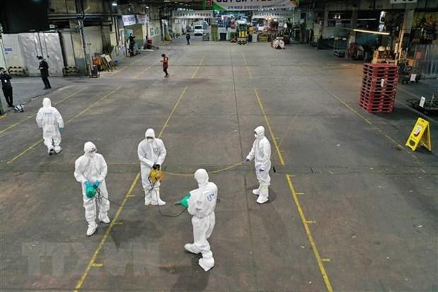 Vietnamese advised to avoid travel to coronavirus-hit areas in RoK hinh anh 1