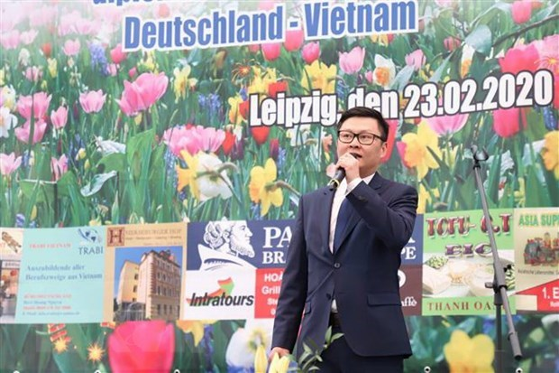 Leipzig festival marks Vietnam – Germany diplomatic ties hinh anh 1