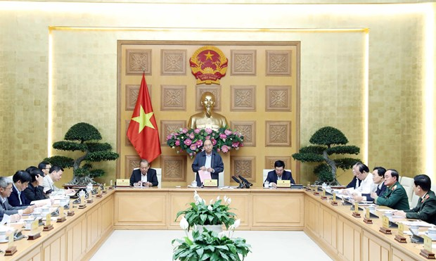 PM stresses need to protect people's health, life amid COVID-19 hinh anh 1